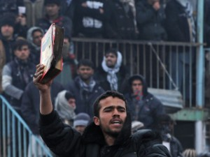 Riots over the Qur'an Burning