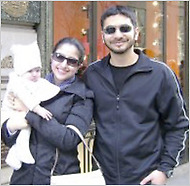 Faisal Shahzad and family